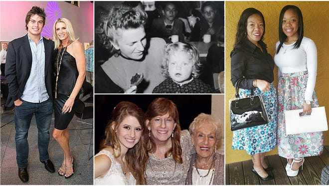 Happy Mother's Day from The News-Press family to all the Southwest Florida mothers, grandmothers and those who fill the role of mom.