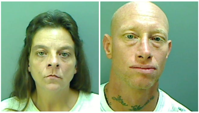 Wendy Soucier and Bubba O'Conner were arrested for the murder of Cherry Ermine and attempted murder of Frank Jansson