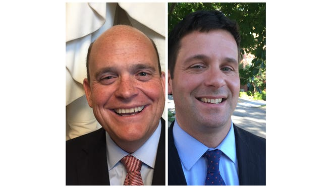 Republican Rep. Tom Reed and Democrat John Plumb are the 2016 candidates running in New York's 23rd Congressional District.
