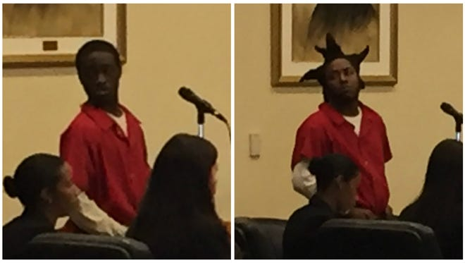 Two alleged members of the Lake Boyz gang in Fort Myers, James Brown, 22, and Jonathan Griffin, 21, had their arraignments postponed a week ion Monday to allow them to speak with attorneys they have hired.