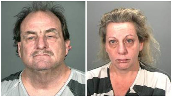 Carson City Sheriff's deputies arrested two people during an investigation into a counterfeit operation.