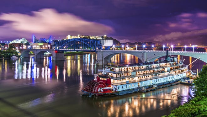 "Chattanooga is No. 3 on Lonely Planet's ""Best in the U.S."" places to see."