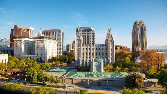 Salt Lake City has a much higher median home price than the national average, but Millennials now make up more than 15% of the total population.