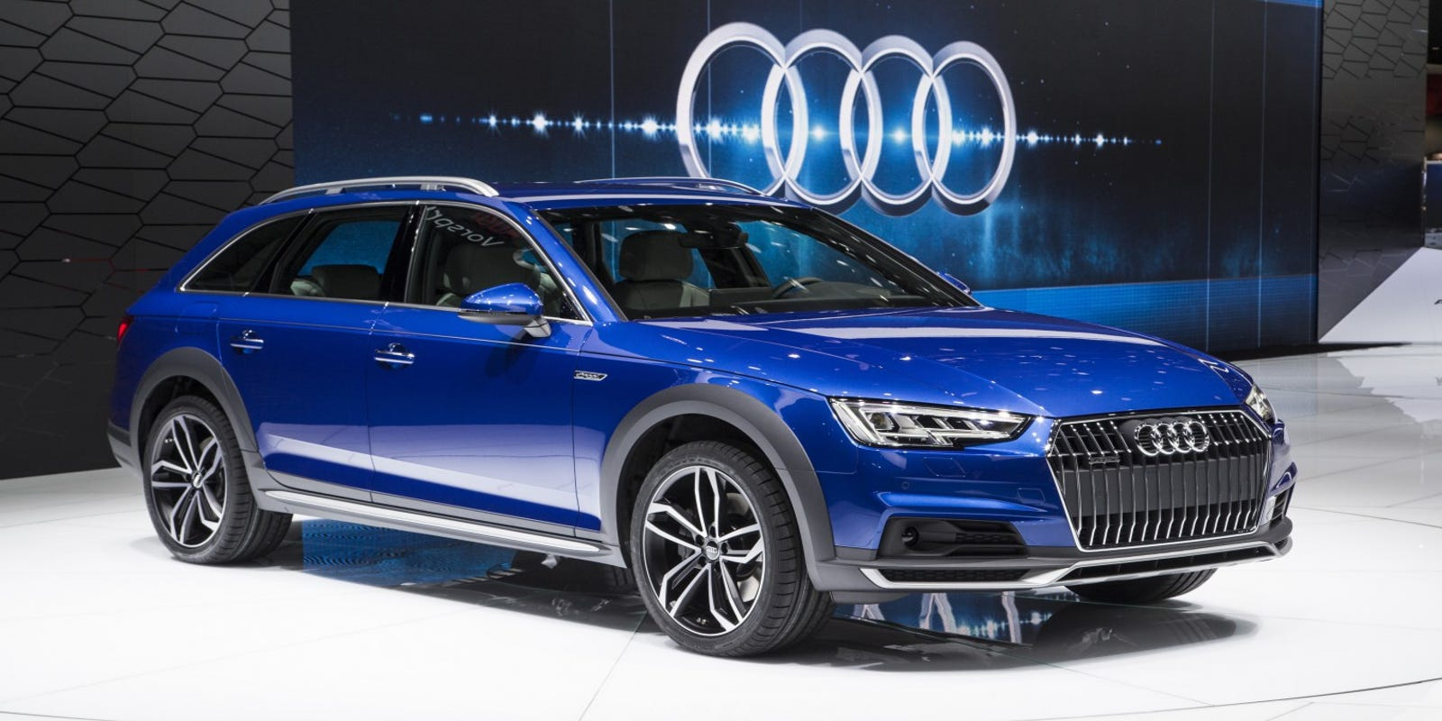 Comparison Offroad Vehicles That Can Be Driven Right Off The Lot - Audi allroad ground clearance