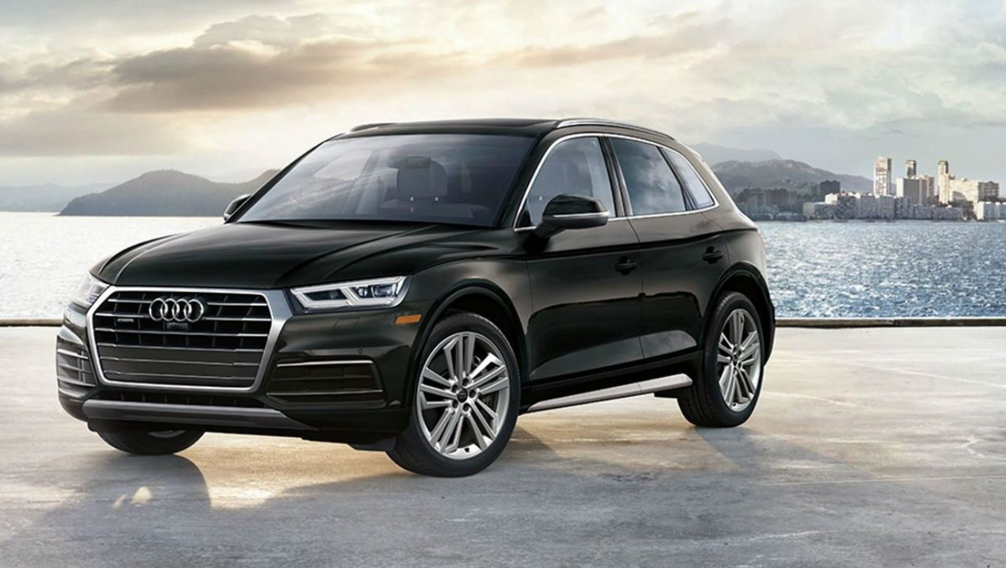 Edmunds Compares The Audi Q5 And Bmw X3 Which Luxury Suv Has The Edge