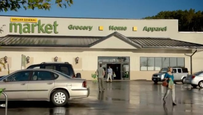 """A Dollar General advertisement from 2011 on the company's YouTube channel shows a """"Dollar General Market"""" concept storefront. Port Huron officials have been lobbying the developer of a proposed Dollar General at Military and Conner streets to bring the concept to the city."""