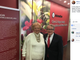 A picture of Virginia Ragan and Mike DeWine posted on DeWine's Facebook page