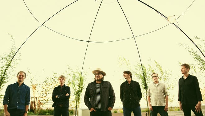 Wilco has a long history with Kentucky and Kentuckians and returns Sunday to the Iroquois Amphitheater.