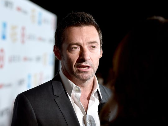 "Actor Hugh Jackman is starring in ""The Greatest Showman"