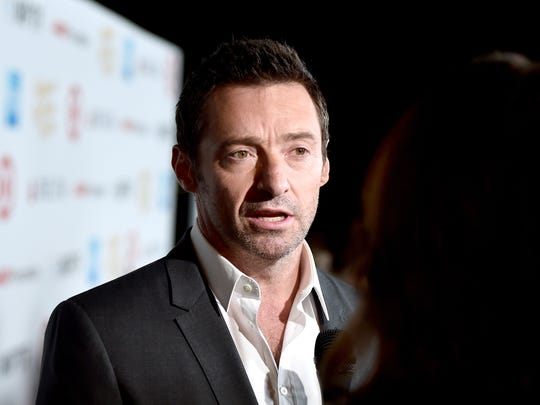 """Actor Hugh Jackman is starring in """"The Greatest Showman"""