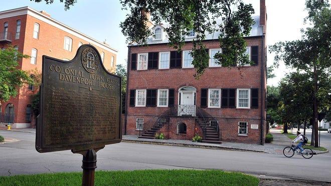 The Davenport House Museum