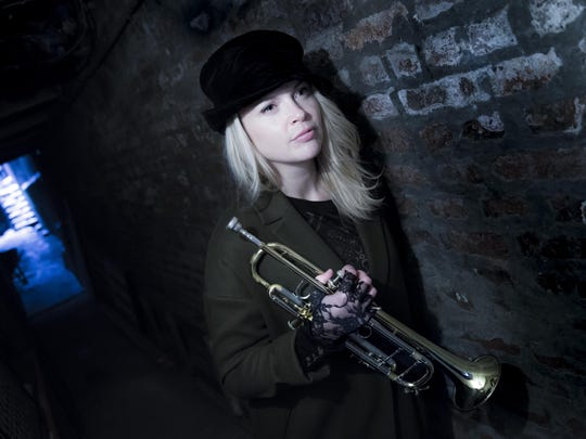 Trumpeter and singer Bria Skonberg will perform Friday