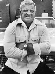William Afflis, better known as wrestler Dick the Bruiser,
