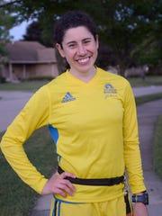 Jessie Gruca, of Livonia will run in the TCS New York