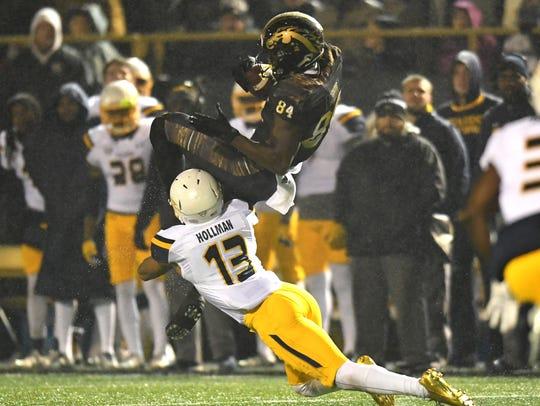 Western Michigan Broncos wide receiver Corey Davis