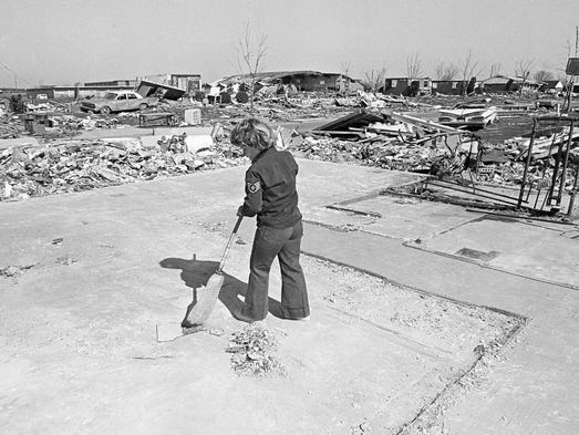 40 years ago, tornadoes ravaged Midwest