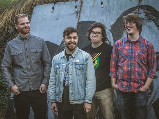 It's Gonna Get Loud: Four local bands will play for