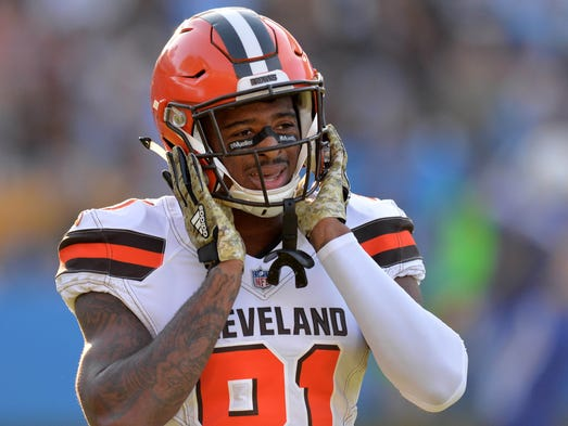 32. Browns (32): Think of new GM John Dorsey as a jumper