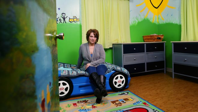 """Carrie Galvez, executive director of the Great Falls Children's Receiving Home, said, """"The goal is to provide safety, love and consistency. Things they may not have had at home."""""""
