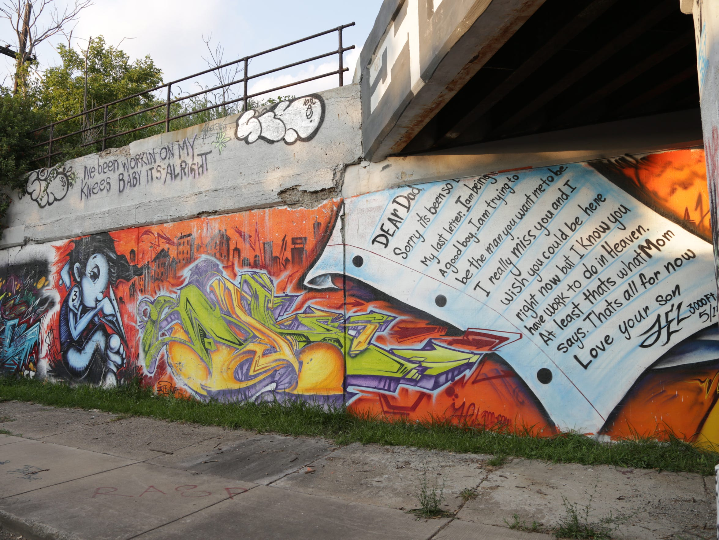 Detroit Street Art 35 Must See Pieces