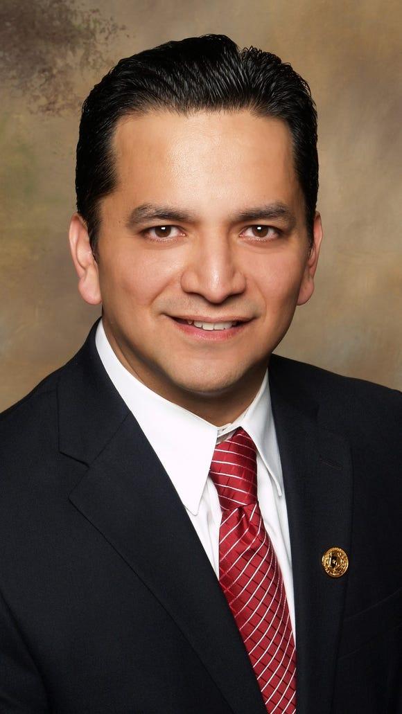 Socorro Independent School District Superintendent José Espinoza