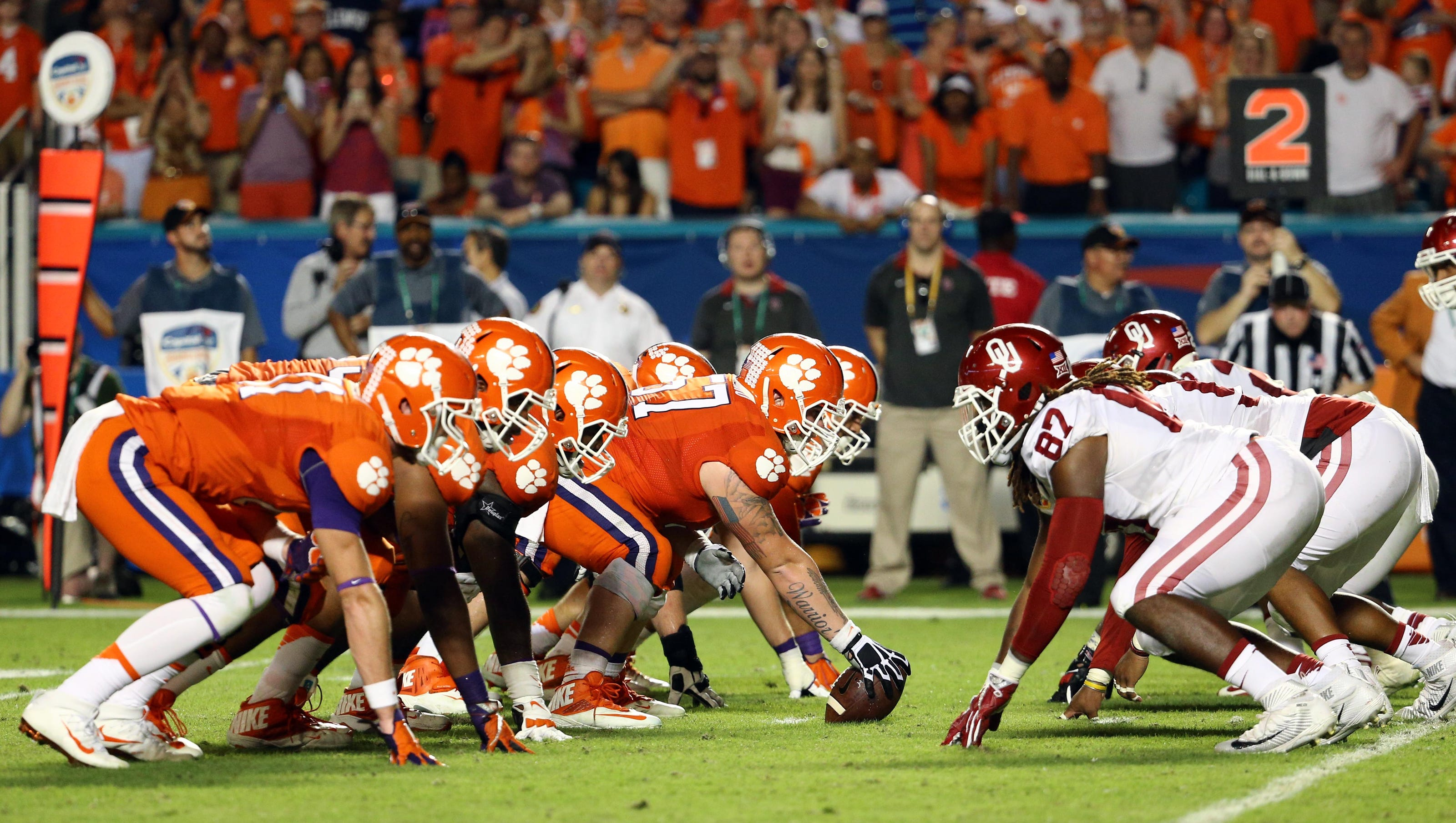 Bragging Rights: USA TODAY Sports College Football ...