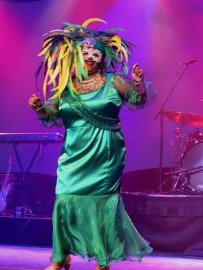 Maggie Bell - Caddo Queen