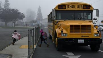 Valley fog wreaks havoc on rural school schedules