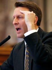 Senate Education Committee chairman Gray Tollison,