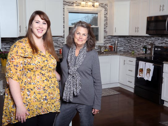 Realtor Janell Glasgow Hall helped her daughter Laura