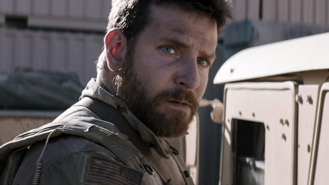"Bradley Cooper is Chris Kyle in a scene from ""American Sniper,"" which is being released for the small screen on May 19."