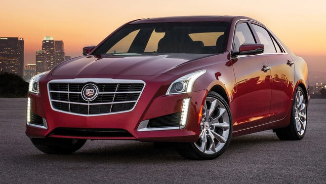 Motor Trend named the 2014 Cadillac CTS sedan its Car of the Year for 2014. The third-generation CTS sedan is based on the rear-drive architecture of the award-winning ATS sport sedan, moving Cadillac into the class of midsize luxury sedans.