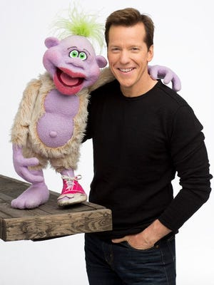 Jeff Dunham and Peanut