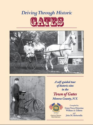 """""""Driving Through Historic Gates"""" provides a self-guided driving tour of sites around town."""