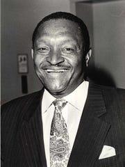Civil-rights leader Lincoln Ragsdale