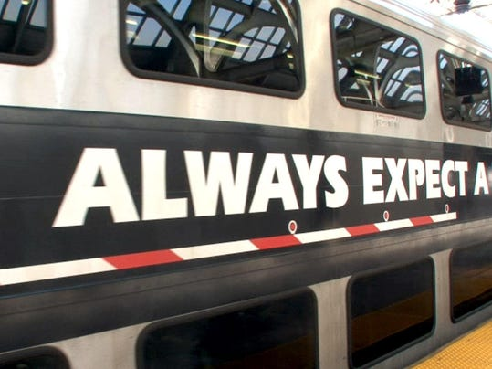 Nj Man With Dwi Past Not Driving Trains