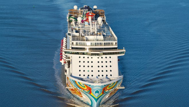 Passengers on the Norwegian Getaway and other Norwegian ships will pay $12.95 a day in service charges starting on March 1.