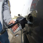 Gas prices are down one cent in Knoxville. (PAUL EFIRD/NEWS SENTINEL)