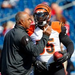 End Wallace Gilberry joins Bengals defense that eyes change