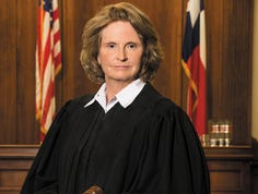 Neither Polio nor the FLDS could rattle Judge Barbara Walther, who has officially retired