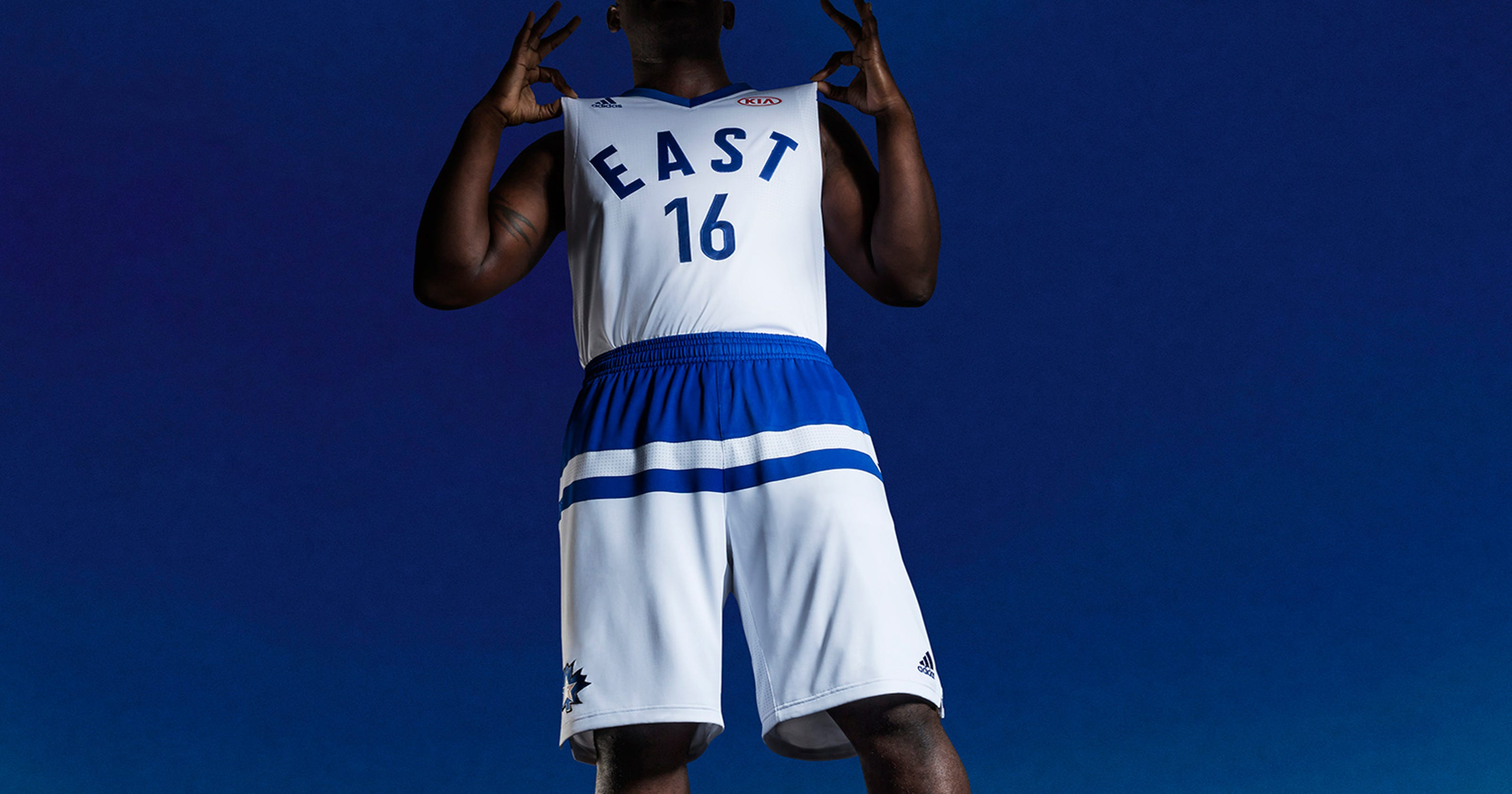 2539350c7 NBA unveils All-Star uniforms