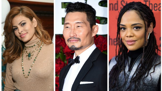 Eva Mendes, Daniel Dae Kim and Tessa Thompson were among those invited to join the Academy this week.