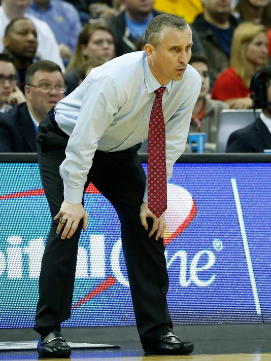 9bd3ae57cf41 Buffalo s Bobby Hurley hired as Arizona State coach