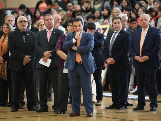 Yonkers National School Walkout