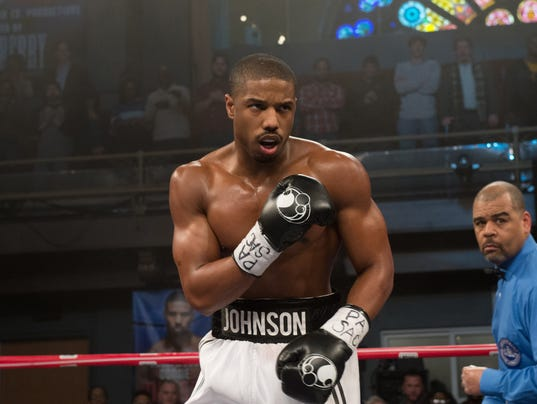 AP FILM REVIEW-CREED A ENT