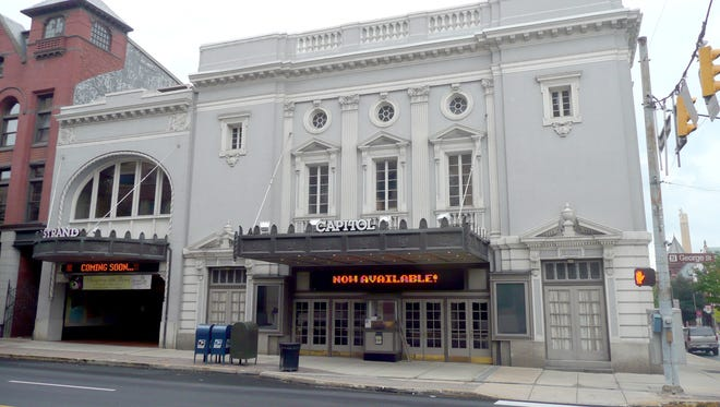 The 450-seat Capitol Theatre in downtown York will undergo a $1.6 million renovation in summer 2018.
