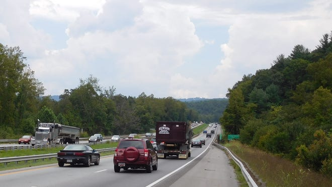 """Senate Bill 606, signed into law July 22 by Gov. Roy Cooper, will require the N.C.Department of Transportation to select plants with""""a strong preference"""" for native specieswhen landscaping highway right of way beginning in January"""