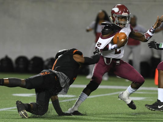 High School Football: Jacksonville Raines vs. Cocoa