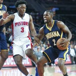 Pacers 94, Pistons 82