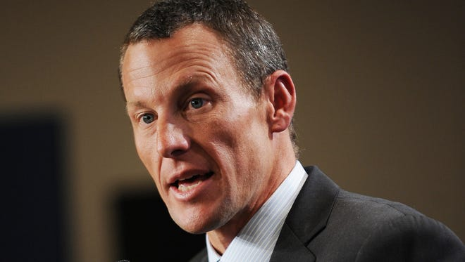 Lance Armstrong admitted to cheating during his seven Tour de France victories.